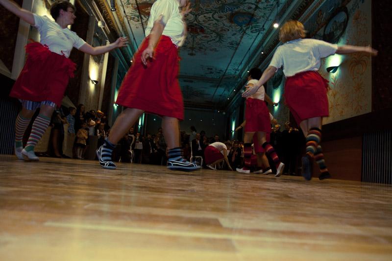 1. farní ples-Velehrad
