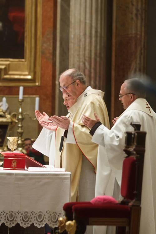 Velehrad – 2. výročí úmrtí T. kardinála Špidlíka