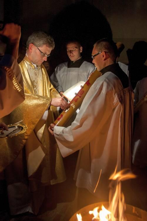 Velehrad – Velikonoce (Bílá sobota) 2014