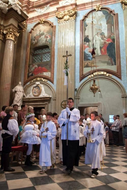 Bazilika – Velehrad 2014